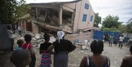 Earthquake Haïti