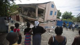 Earthquake Haïti