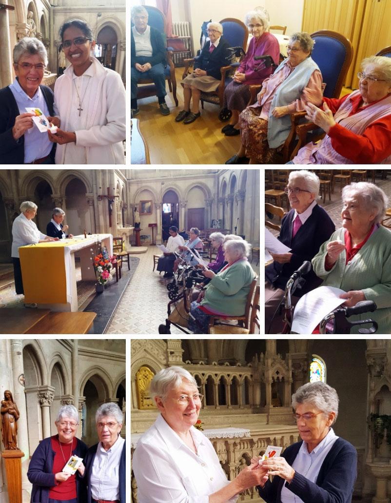 Congrégation des Filles de la Sagesse - https://www.fdlsagesse.org/