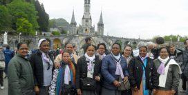 Pilgrimage at Lourdes