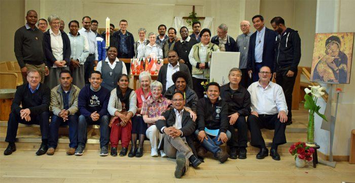 Montfortian International Formation  2019