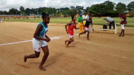 Sport tournament at wisdom schools