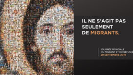 THE 105th WORLD DAY OF MIGRANTS AND REFUGEES 2019
