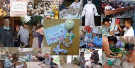 Les initiatives des Filles de la Sagesse à l'ère du Coronavirus