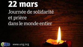 Journée de solidarité et prière dans le monde entier