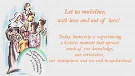 Let us mobilize,