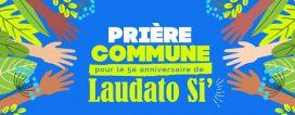 Le pape François vous invite à participer à la semaine Laudato Si'