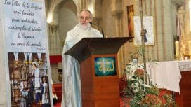 Homily of Father Olivier Maire, smm
