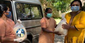 Service des plus pauvres dans un contexte de pandémie