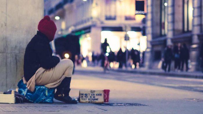International Homeless Day 10th October 2021
